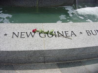 Flowers New Guinea