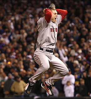 Papelbon World Series 2007